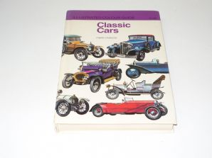 Classic Cars : Illustrated Colour Guide (Casucci 1981)